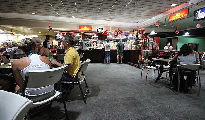аэропорт Пуэрто-Плата ресторан
