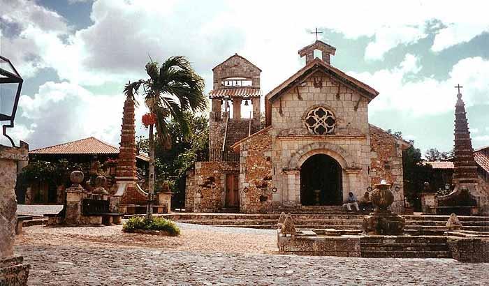 Город художников Доминикана