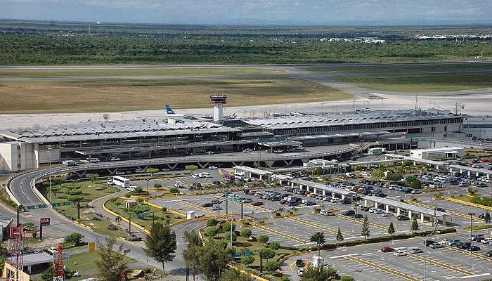 аэропорт Las Americas
