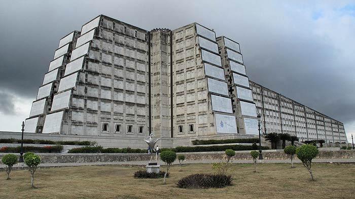 маяк колумба доминикана фото