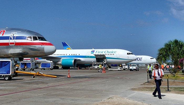 аэропорт в доминикане пунта кана