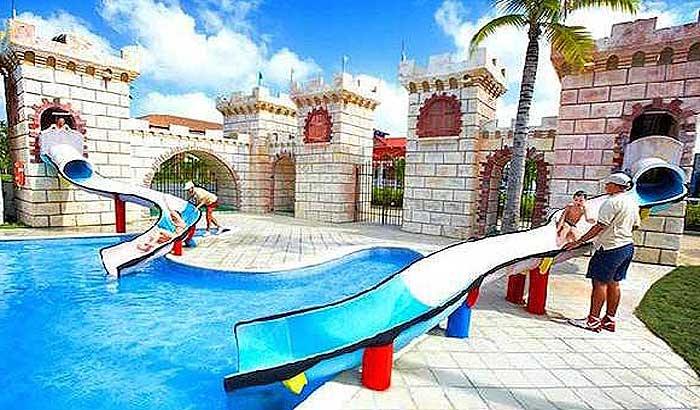 аквапарк в пунта кане Majestic Colonial Punta Cana 5*