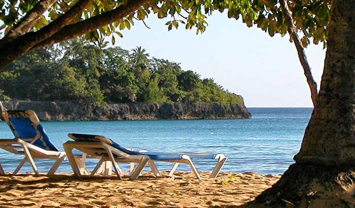 пляж сосуа в доминикане