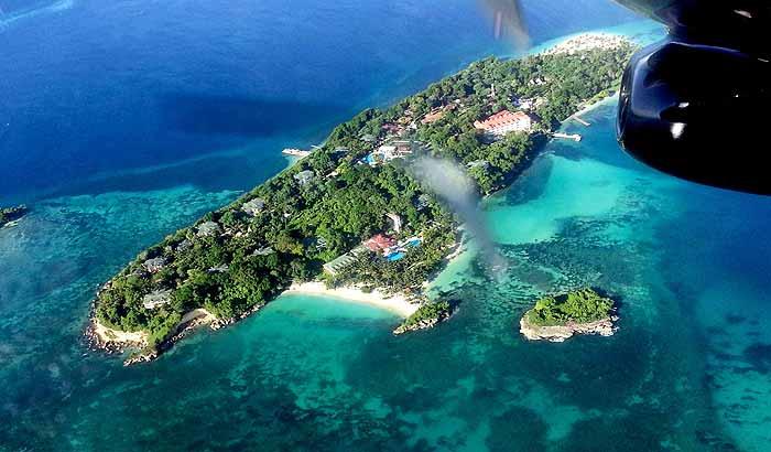 Остров Кайо-Левантадо