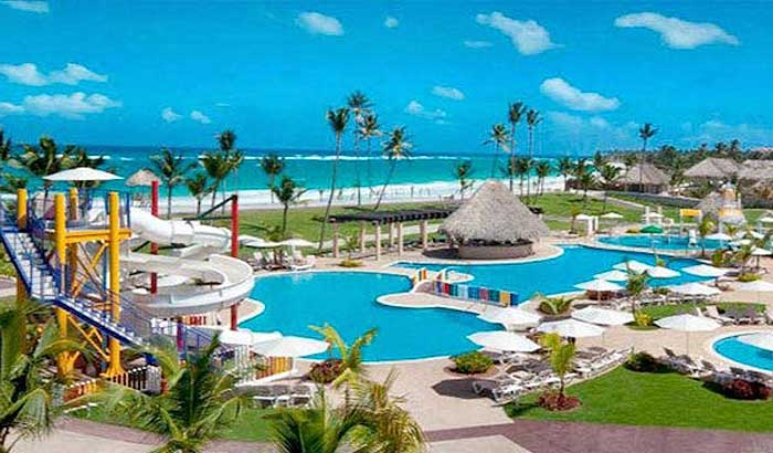 аквапарк в Hard Rock Hotel & Casino Punta Cana