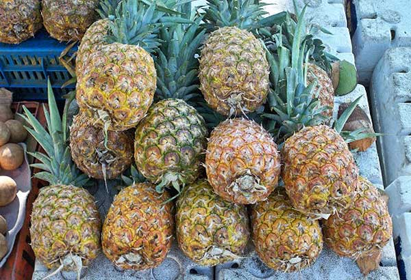 Доминиканские ананасы