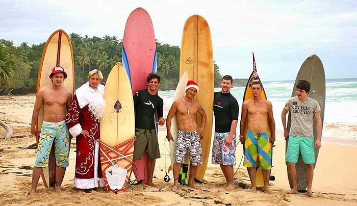 школа для серфинга La Preciosa