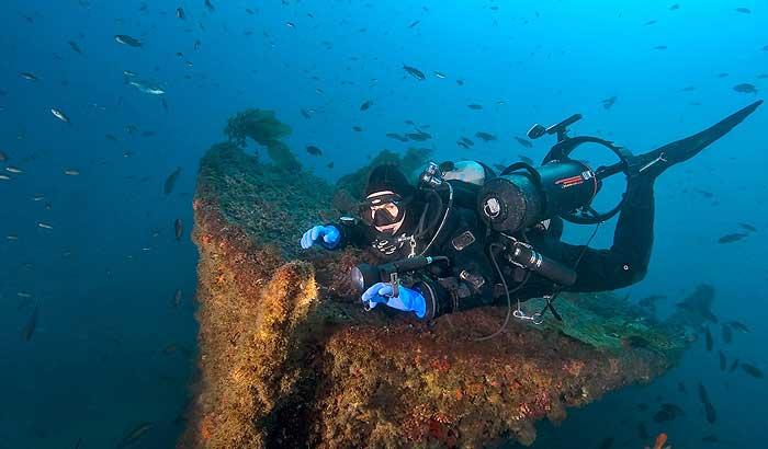 дайвинг на острове каталина доминикана
