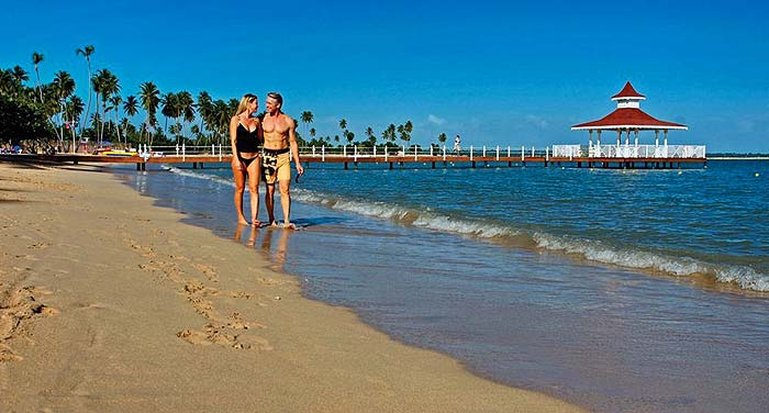пляж Grand Bahia Principe La Romana
