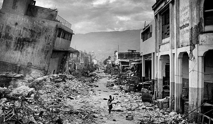 землятресение в гаити