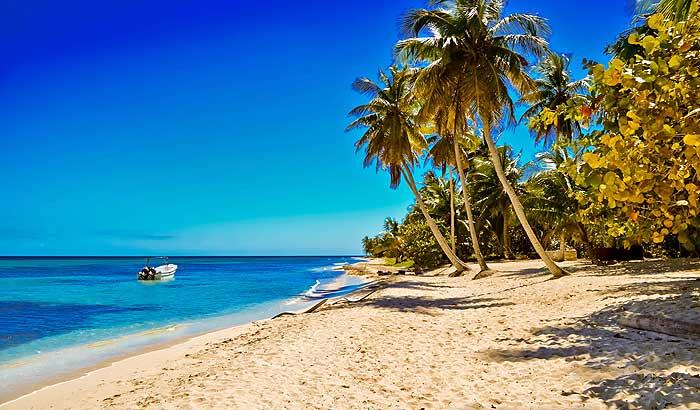 экскурсия на остров Баунти, Саона