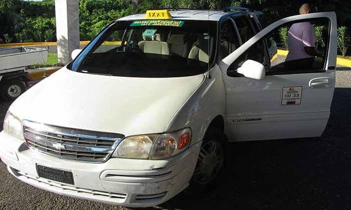Таксисты в доминикане