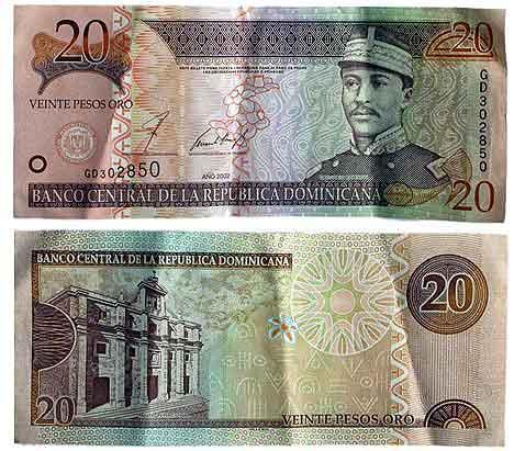 валюта в доминикане курс