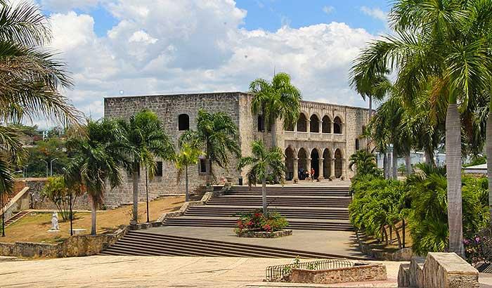 Экскурсия в резиденцию сына Христафора Колумба