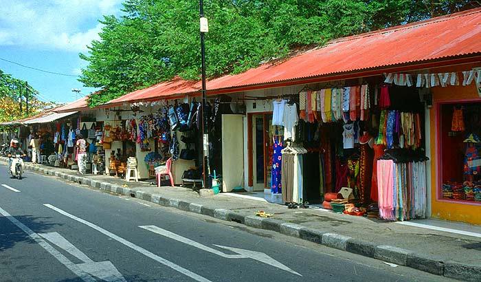 шопинг в Бали