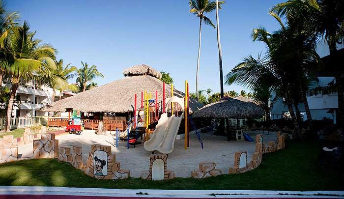 Детский клуб в отеле Occidental Grand Punta Cana 5*