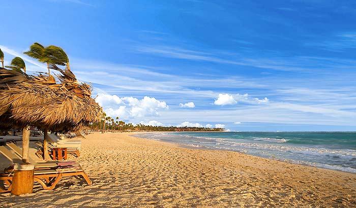 Пляж Пунта Кана в Доминикане