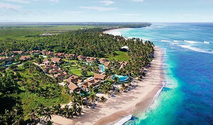 Отель в Пунта Кане Zoetry Agua Punta Cana – 5*
