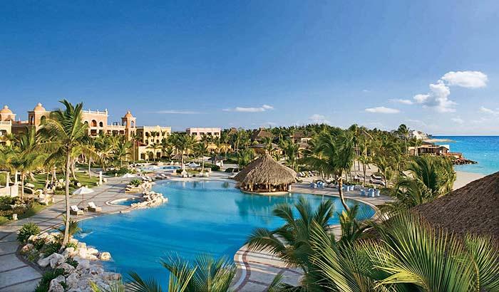 """Отель в Доминикане """"Secrets Sanctuary Cap Cana"""""""
