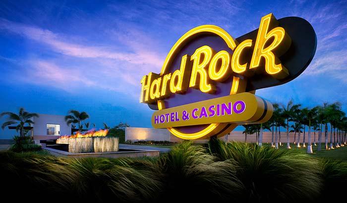 Хард рок отель и казино в Доминикане