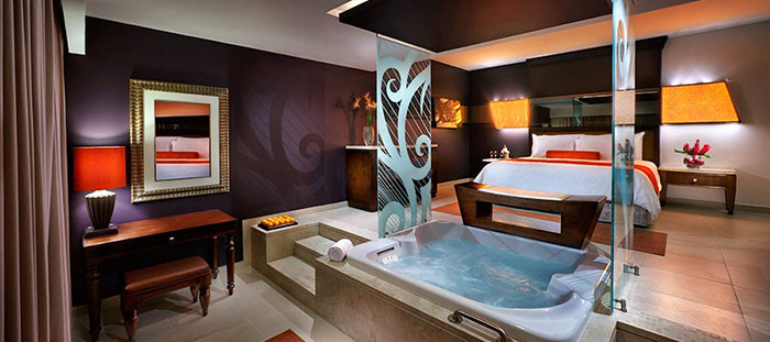 Номер Carribean Suite в Hard Rock Hotel