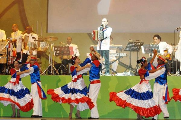 фестиваль меренге в Доминикане