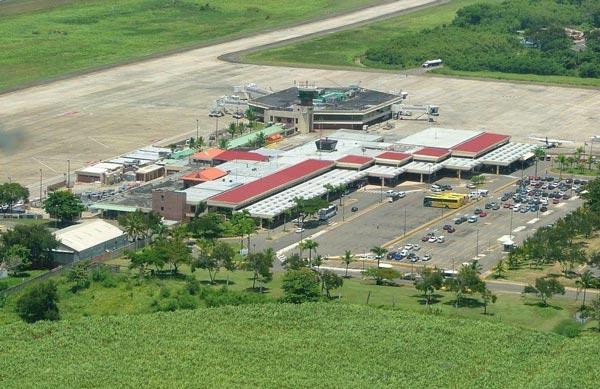 аэропорт в доминикане фото